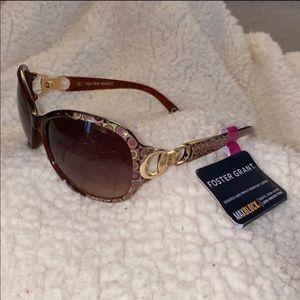 New Super Cute Pattern Foster Grant Sunglasses